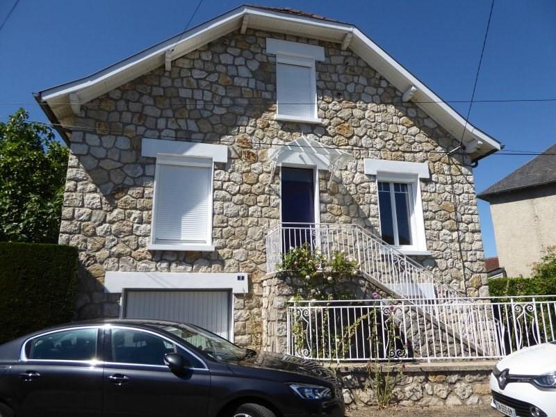 Sale house / villa Terrasson lavilledieu 150500€ - Picture 1