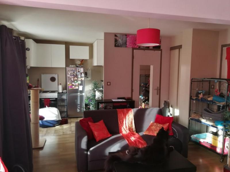 Rental apartment Boissy-sous-saint-yon 496€ CC - Picture 2