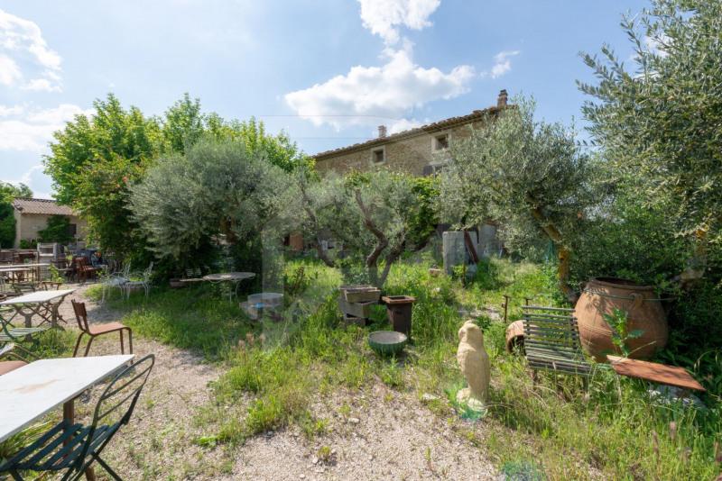 Sale house / villa Althen des paluds 395000€ - Picture 1