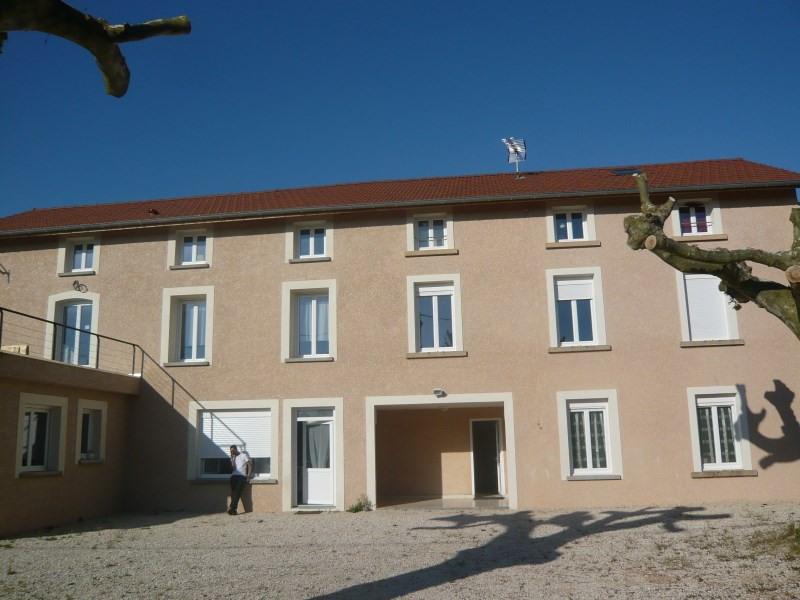 Location appartement Villemoirieu 457€ CC - Photo 1