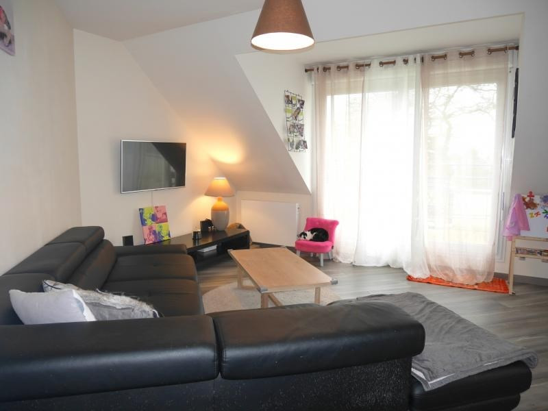 Sale apartment L hermitage 152 500€ - Picture 3