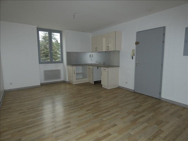 Rental apartment Le teil 430€ CC - Picture 1
