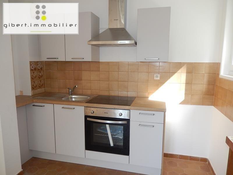 Rental apartment Le puy en velay 381,79€ CC - Picture 1
