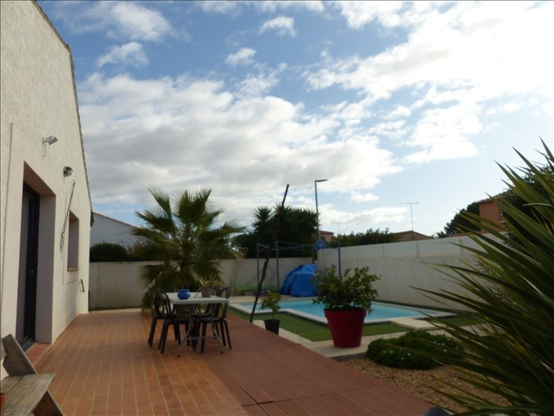 Sale house / villa Sauvian 345 000€ - Picture 3