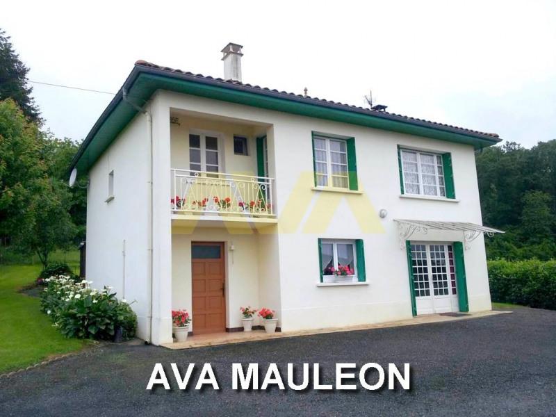 Venta  casa Mauléon-licharre 118000€ - Fotografía 1
