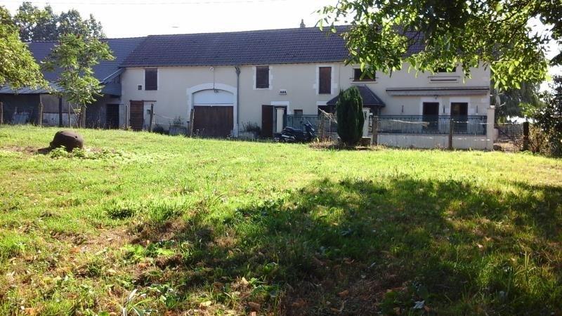 Sale house / villa Ouanne 118000€ - Picture 1