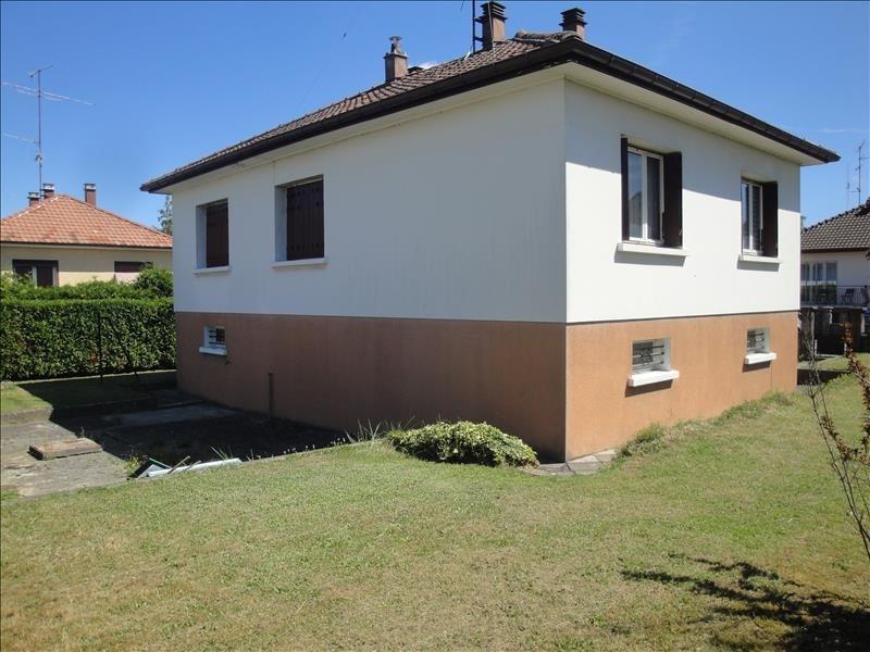 Venta  casa Audincourt 97000€ - Fotografía 3