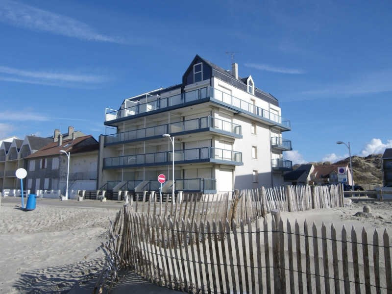Vente appartement Fort mahon plage 106000€ - Photo 1
