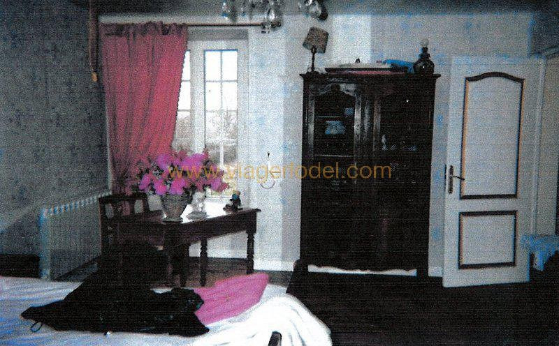 Vendita nell' vitalizio di vita casa Leigné-les-bois 65000€ - Fotografia 11