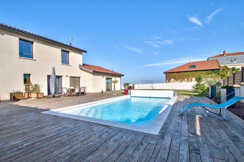 Deluxe sale house / villa Lachassagne 610000€ - Picture 1