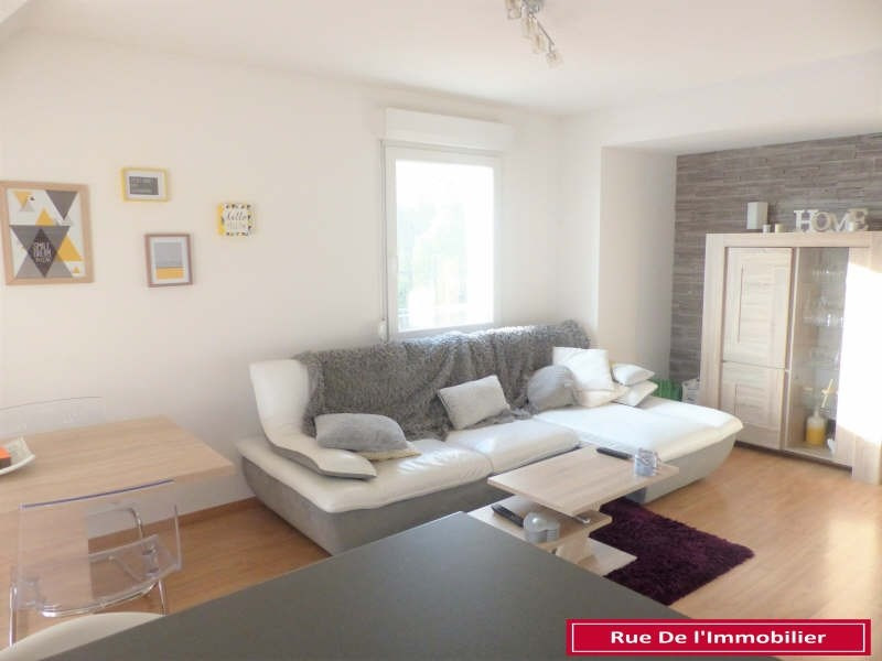 Sale apartment Dettwiller 95 000€ - Picture 1