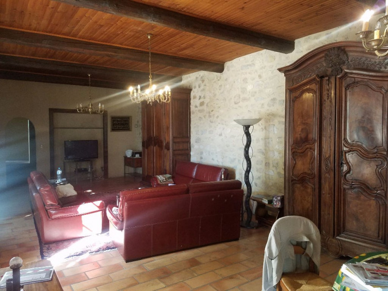 Vente de prestige maison / villa Aramon 912 000€ - Photo 4