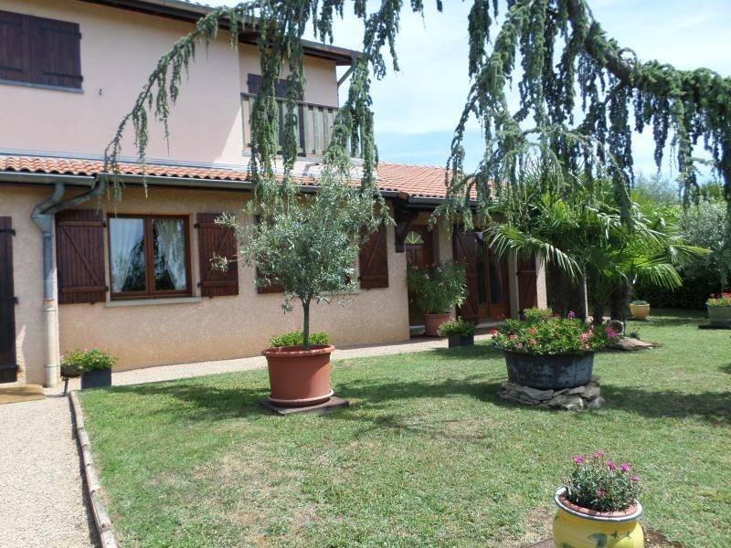 Sale house / villa Villette d anthon 389000€ - Picture 3