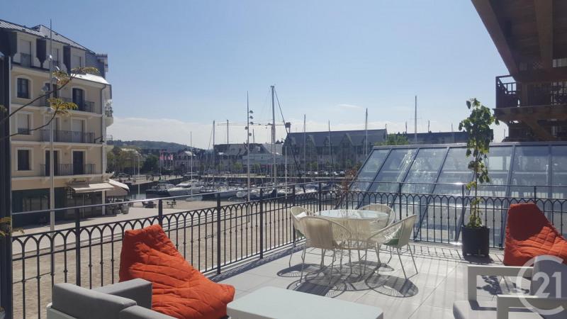 Venta de prestigio  apartamento Deauville 935000€ - Fotografía 3