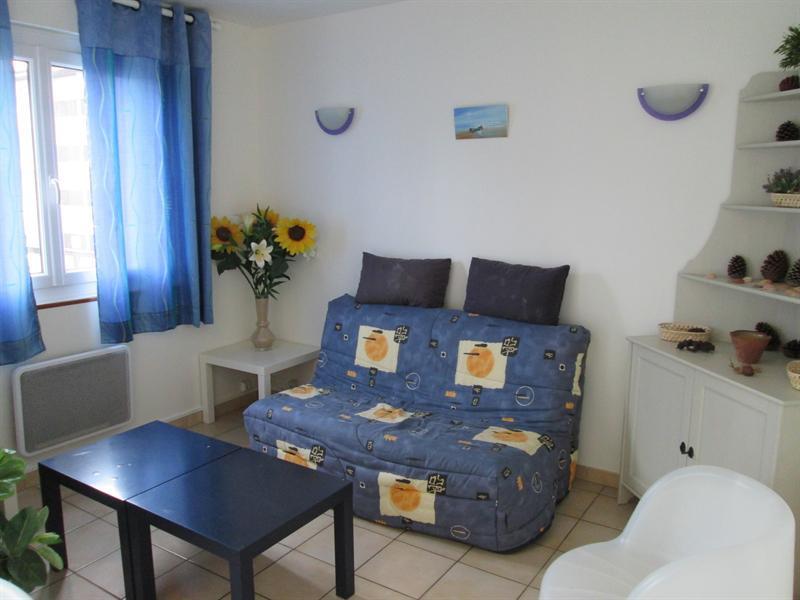 Vacation rental apartment Mimizan 470€ - Picture 1