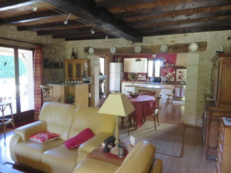 Vente maison / villa St barthelemy de bellegard 318000€ - Photo 6