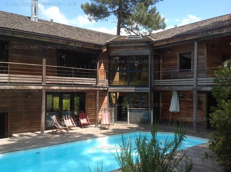 Vacation rental house / villa Lacanau-ocean 785€ - Picture 1