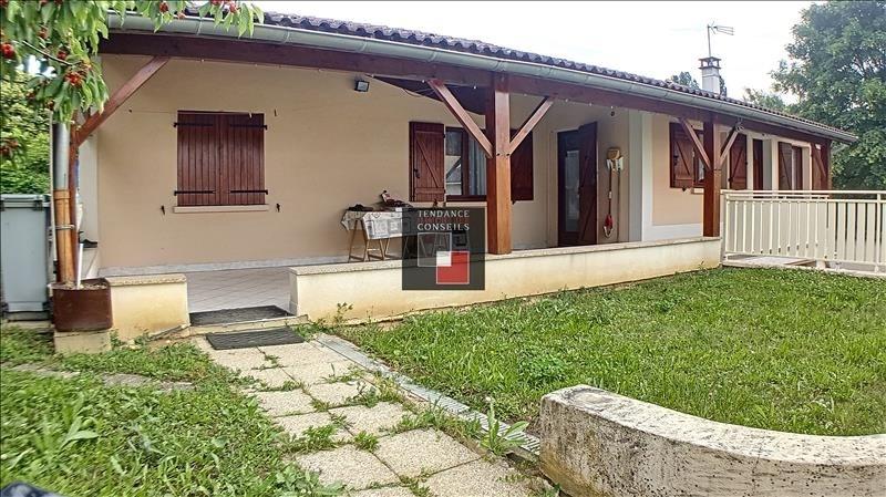 Vente maison / villa Jassans riottier 319000€ - Photo 1