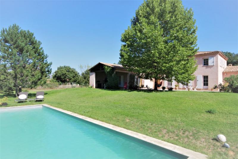 Vente de prestige maison / villa Jouques 595000€ - Photo 1