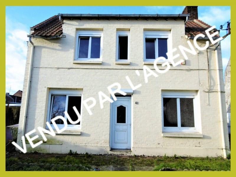 Sale house / villa Bauvin 75700€ - Picture 1