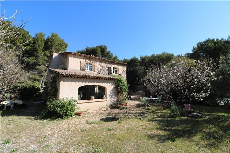 Vente de prestige maison / villa Pelissanne 640000€ - Photo 2