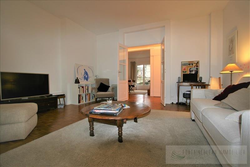 Vente appartement Fontainebleau 366000€ - Photo 2