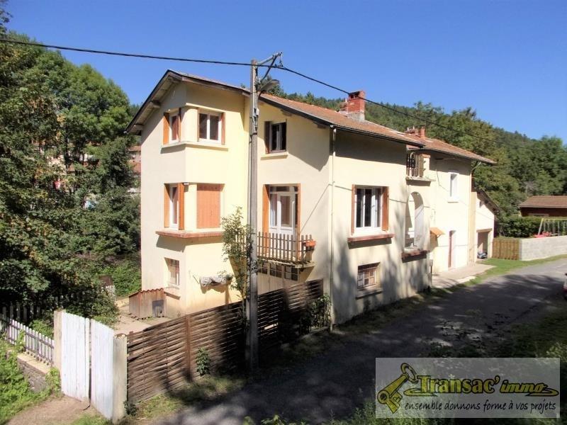 Sale house / villa Celles sur durolle 103075€ - Picture 1