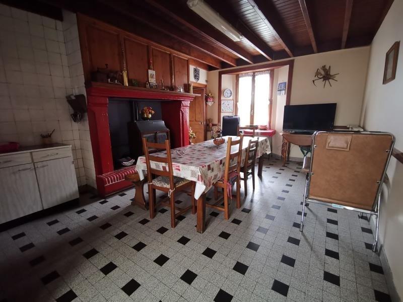 Sale house / villa St germain sur ay 157750€ - Picture 3