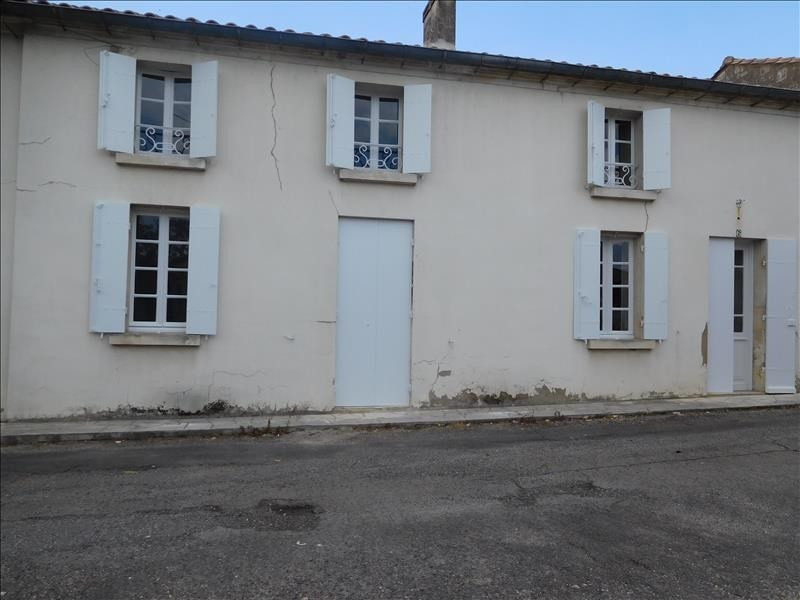 Location maison / villa St germain de la riviere 740€ CC - Photo 1