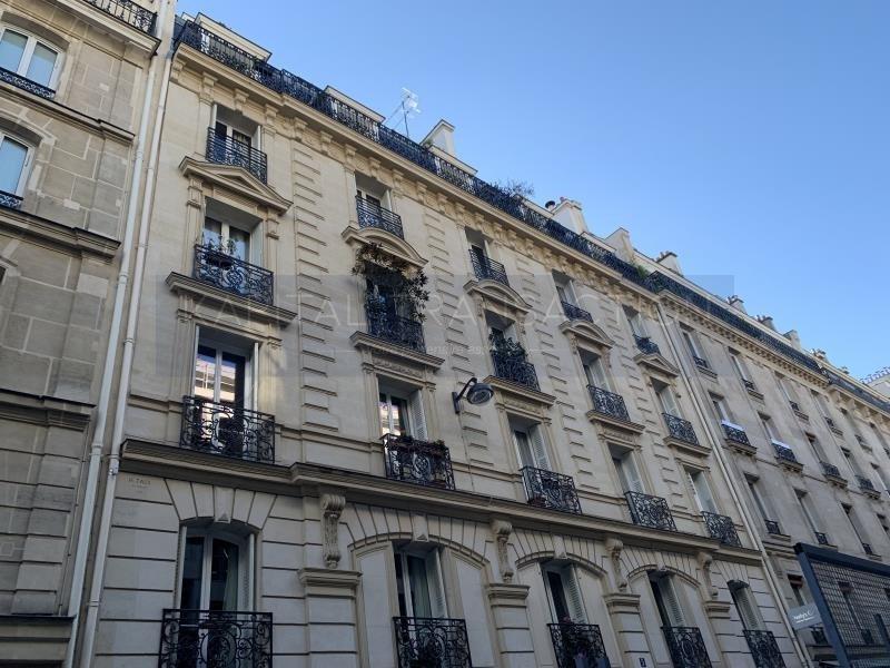 Sale apartment Paris 16ème 548000€ - Picture 1