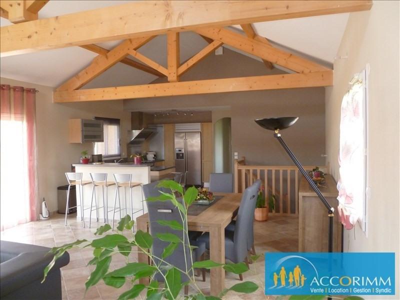 Location maison / villa Communay 1450€ CC - Photo 3
