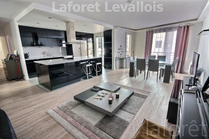 Vente appartement Levallois perret 949000€ - Photo 1