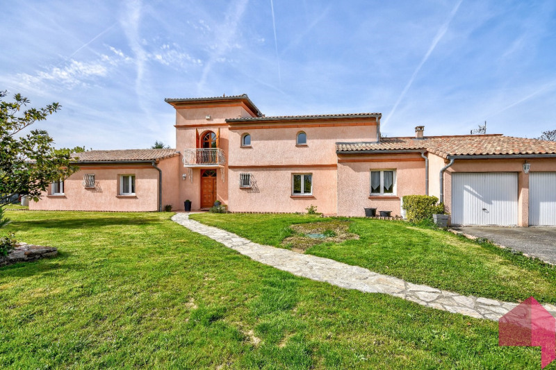 Deluxe sale house / villa Balma 640 000€ - Picture 1