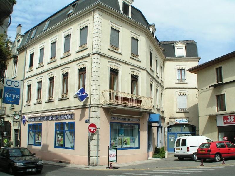 Rental apartment Bourgoin jallieu 384€ CC - Picture 5