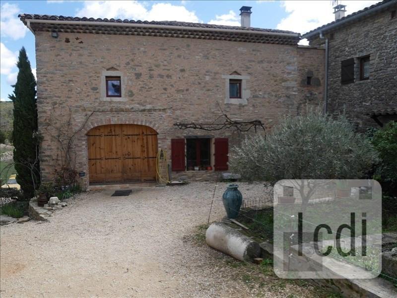 Vente maison / villa Saint-julien-les-rosiers 375000€ - Photo 1