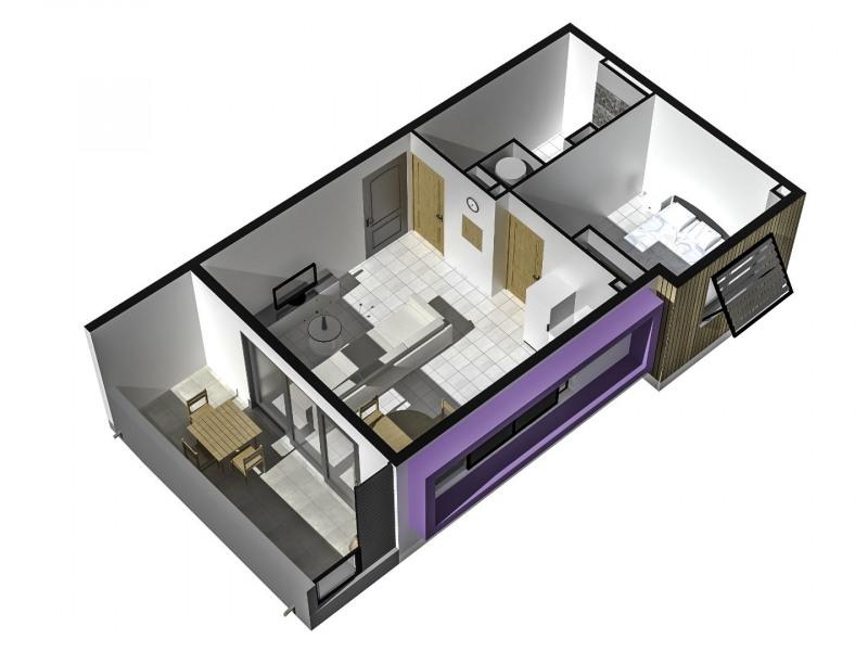 Vente appartement Saint paul 243243€ - Photo 3
