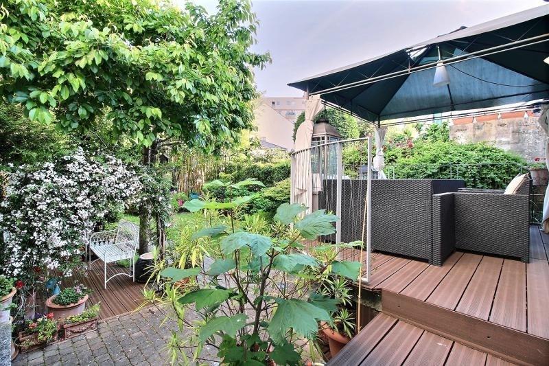 Deluxe sale house / villa Issy les moulineaux 1287000€ - Picture 1
