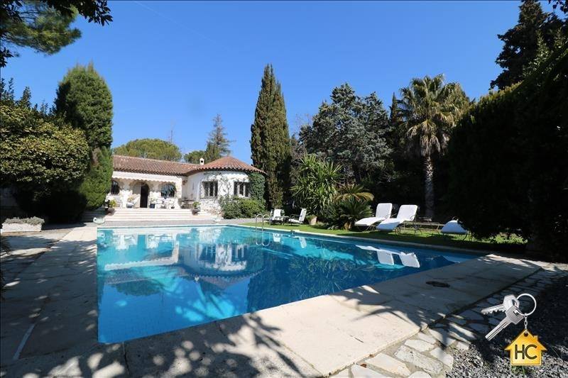 Deluxe sale house / villa Mougins 1 270 000€ - Picture 1