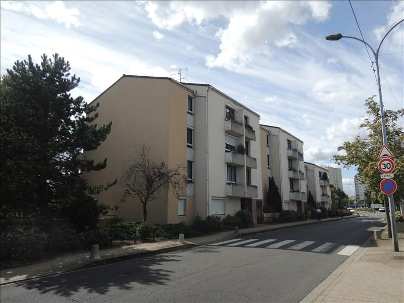 Vente appartement Poissy 217000€ - Photo 1