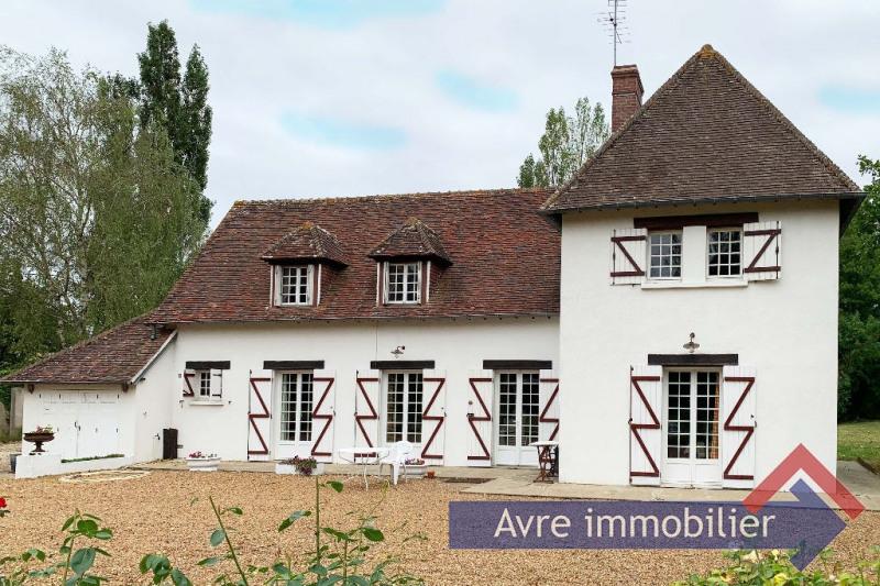 Vente maison / villa Verneuil d'avre et d'iton 280000€ - Photo 2