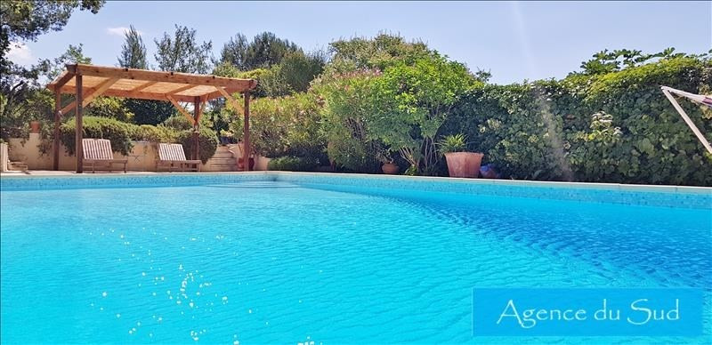 Vente de prestige maison / villa Aubagne 825000€ - Photo 2