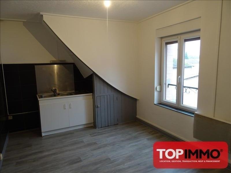 Rental apartment Baccarat 475€ CC - Picture 1