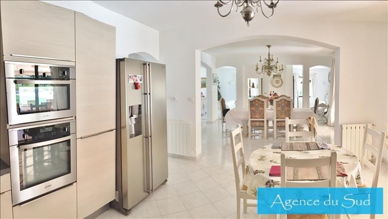 Vente de prestige maison / villa Gemenos 639800€ - Photo 7
