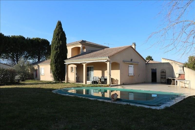 Sale house / villa Montelimar 409000€ - Picture 1