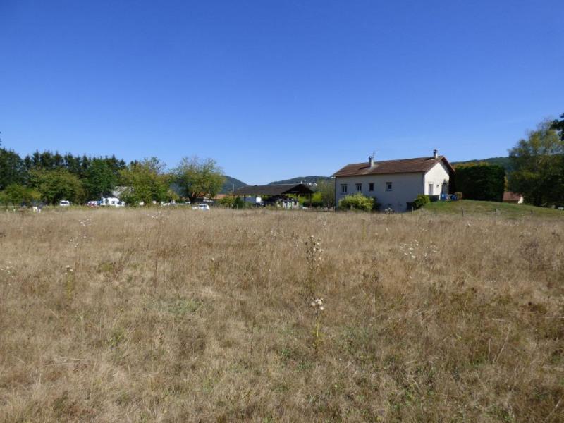 Vente terrain Saint martin du mont 99000€ - Photo 2