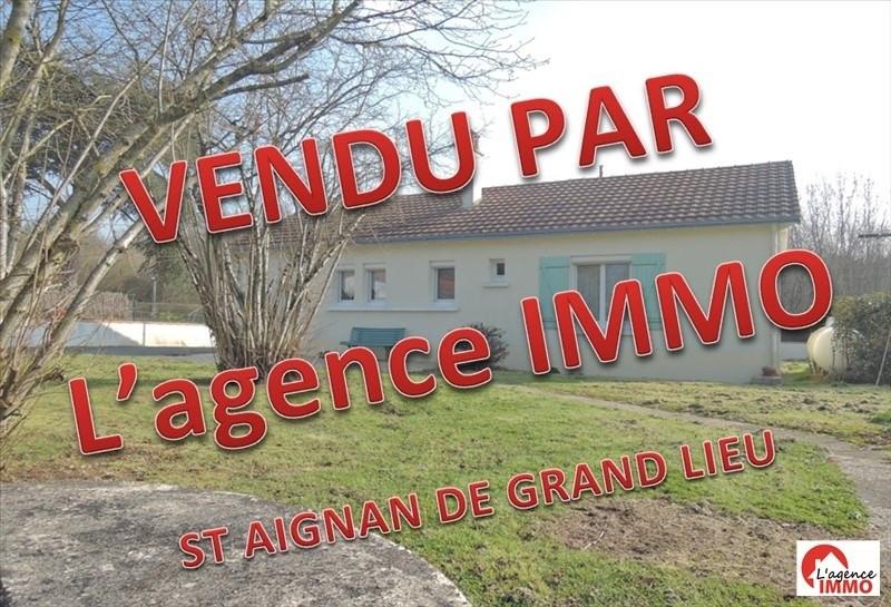 Vente maison / villa St aignan grandlieu 218500€ - Photo 1