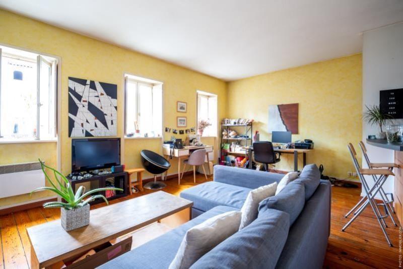 Vente appartement Bordeaux 272000€ - Photo 2