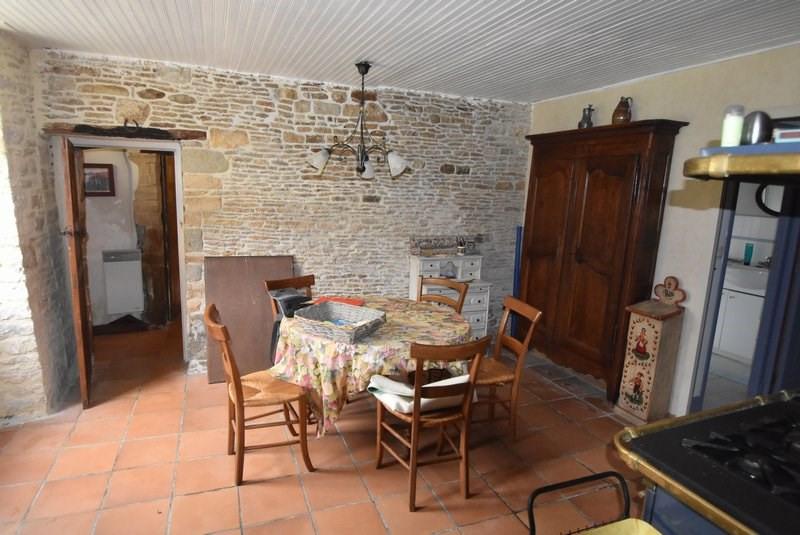 Vente maison / villa Gefosse fontenay 182000€ - Photo 2
