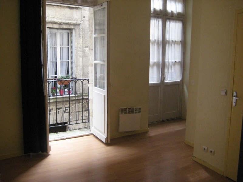 Rental apartment Bordeaux 437€ CC - Picture 2