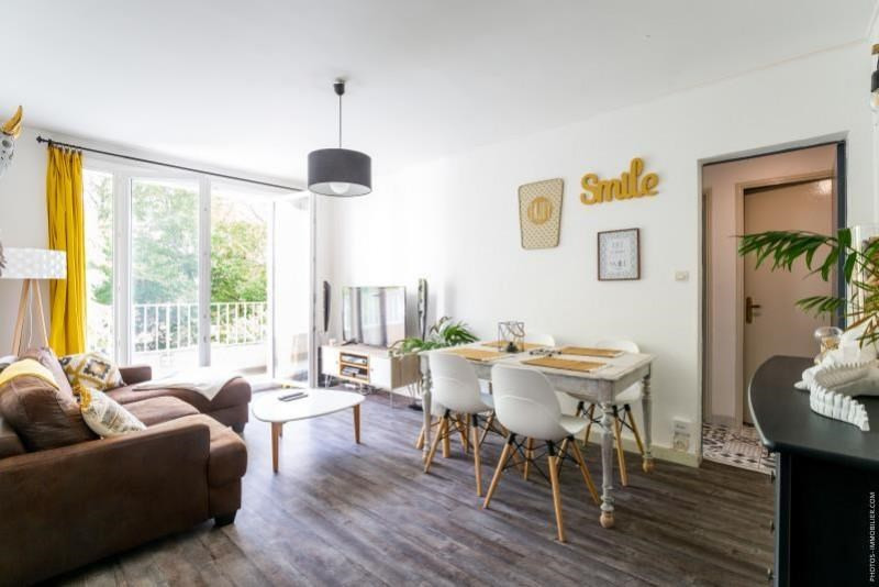 Vente appartement Bordeaux 185000€ - Photo 3
